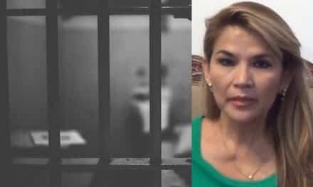 Expresidente interina de Bolivia trasladada a otro centro penitenciario