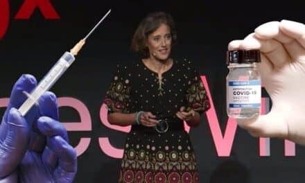 """Declaraciones """"irresponsables"""" de una experta y reconocida genetista: Alexandra Henrion Caude: «El 30% de los vacunados morirán en pocos meses»"""