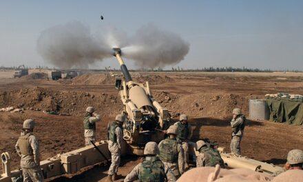 Atacada con proyectiles una base militar en Irak que acoge a tropas de EEUU y de la coalición internacional
