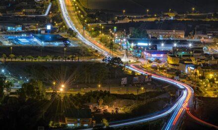 Saura asegura que la Avenida de Levante mejorará la conexión con las pedanías del sureste y con el litoral del Mar Menor