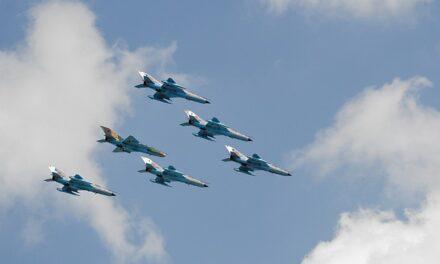 La OTAN intercepta seis grupos de aviones rusos con comportamientos sospechoso