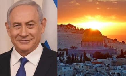 Manifestación masiva para pedir la dimisión Benjamin Netanyahu a dos días de las elecciones