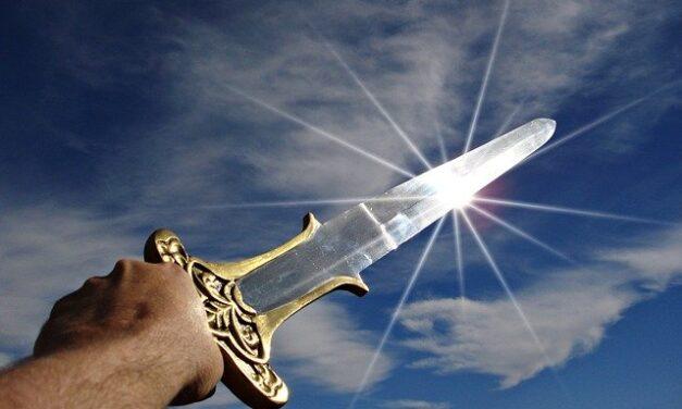 """""""La Tizona"""" Aparece en Dinamarca espada nórdica, con más de 3000 años y del mismo nombre que la espada del Cid"""