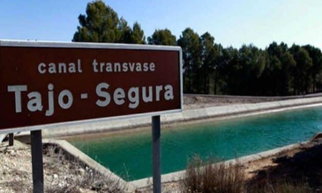 Trasvase Tajo-Segura: se verifica el buen resultado de los trabajos de reparación del embalse de La Bujeda