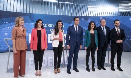Los sondeos dan la mayoría en Madrid a la actual presidenta de la Comunidad