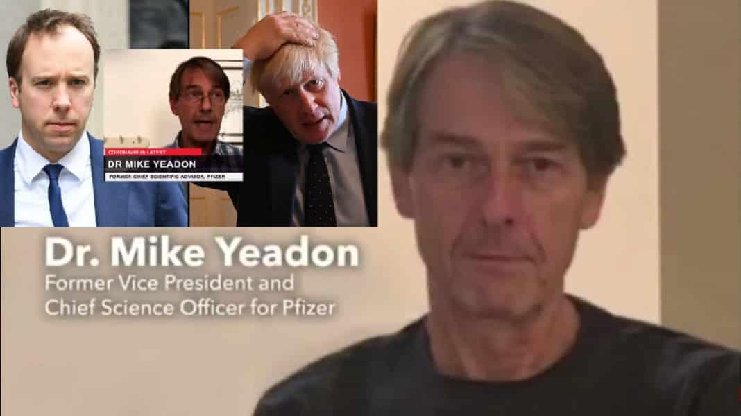 Declaraciones irresponsables de «Michael Yeadon ex vicepresidente de  Pfizer»: Las vacunas COVID están diseñadas para matar al 90% de la  población - MUNDO DIARIO
