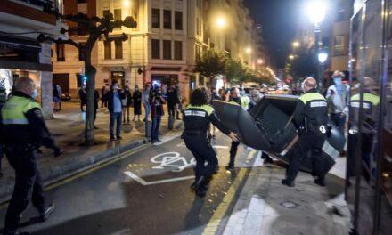 En investigación los incidentes del pasado sábado en Bilbao